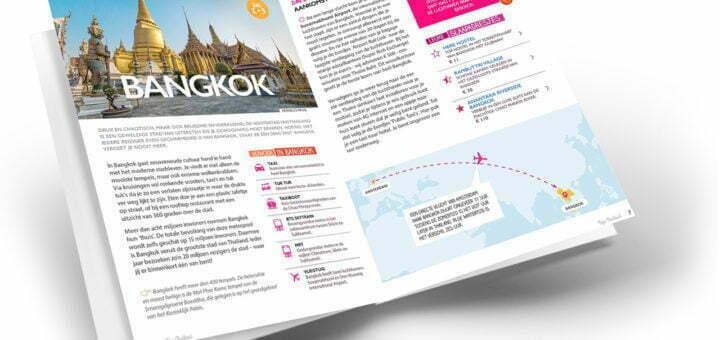 ebook Klassieke Route reisgids Tips Thailand