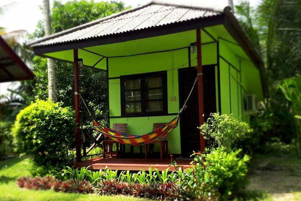 Klong Kloi Cottage op Koh Chang