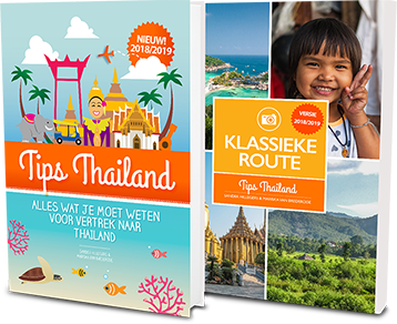 De Tips Thailand ebooks reisgidsen