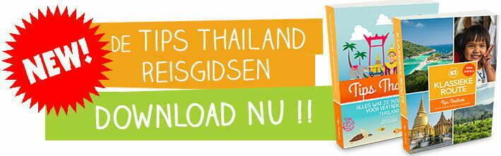 De nieuwe ebooks van Tips Thailand