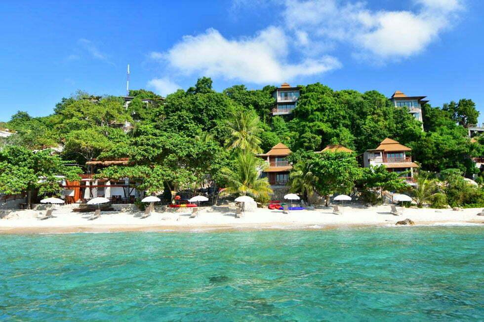Sai Daeng Resort op Koh Tao