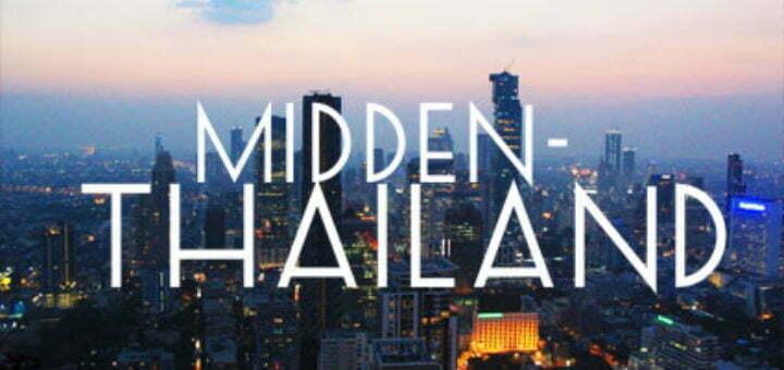 Midden-Thailand