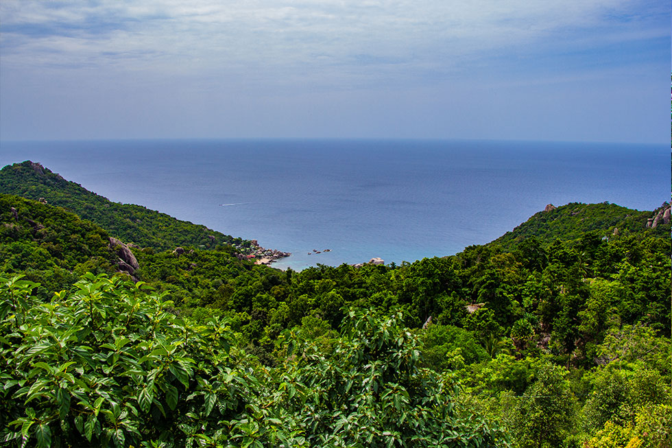 Love Koh Tao Viewpoint