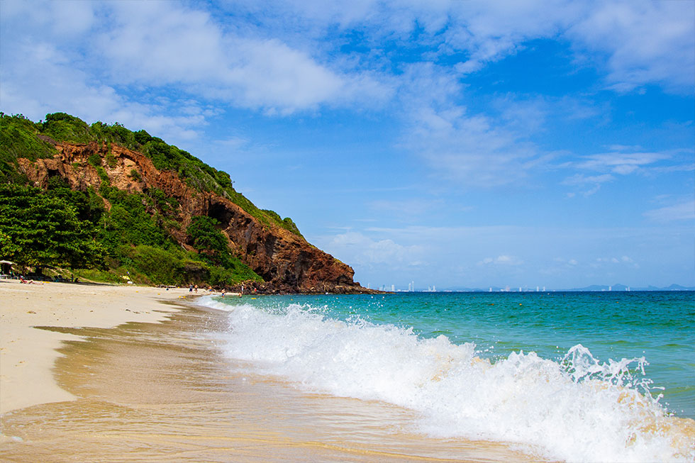 Nual Beach op Koh Larn