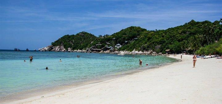 Shark Bay op Koh Tao