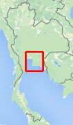 Google Maps van Koh Si Chang