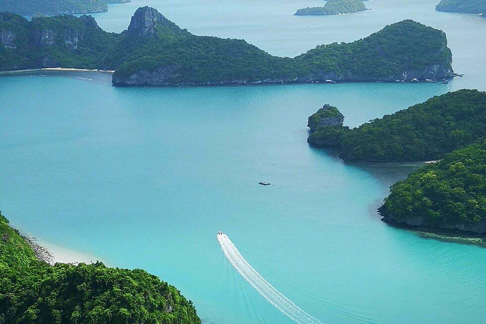 Ang Thong Speedboat