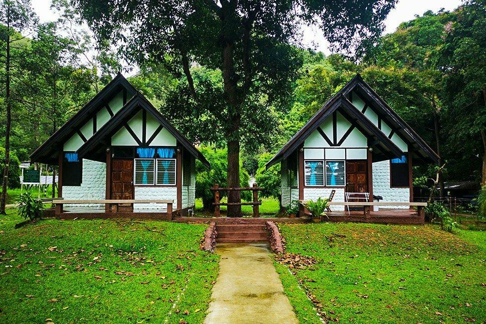Bungalow op Ang Thong