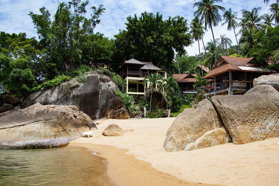 Coral Cove Beach op Koh Samui