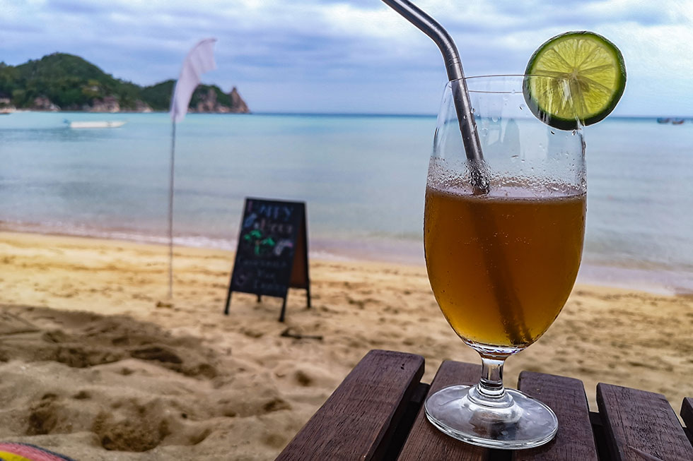 The Cove op Koh Tao