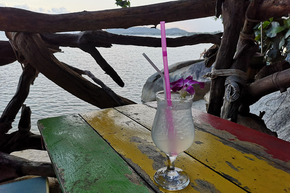 Cocktail Rock Samui