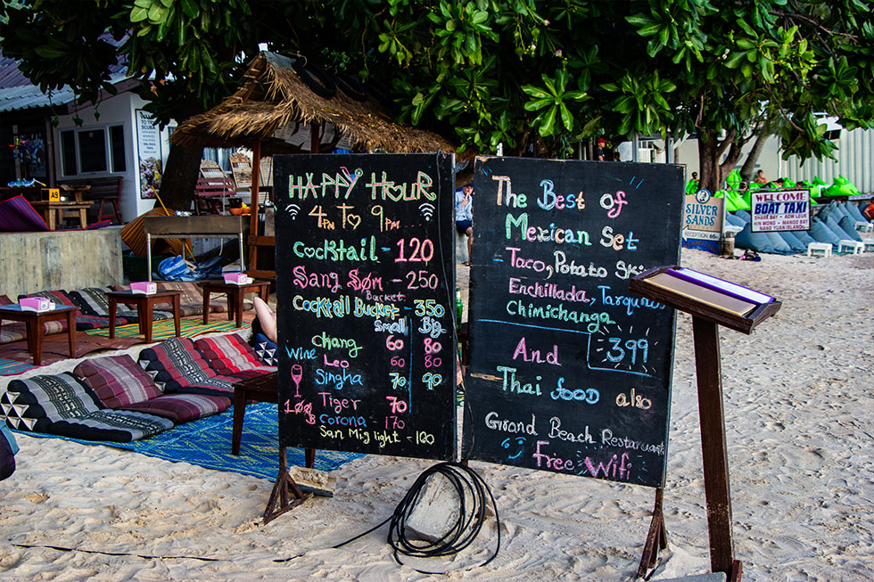Grand Beach Restaurant