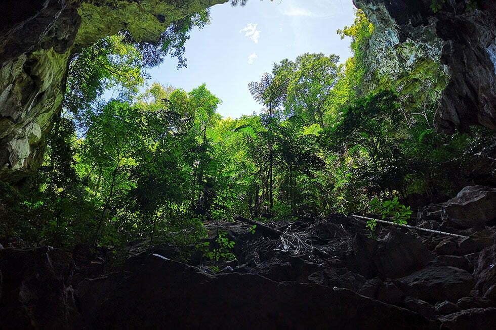 Bua Boke Cave op Ang Thong