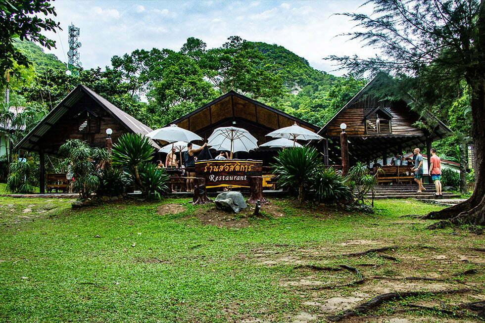 Koh Wua Talap Restaurant
