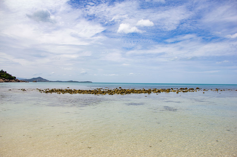 Silver Beach op Koh Samui