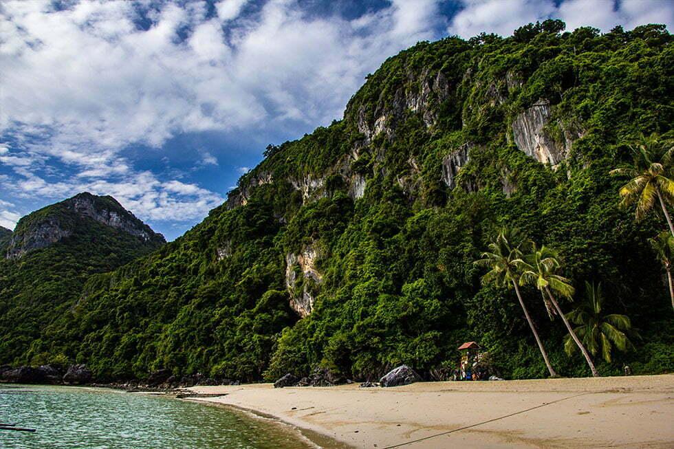 Koh Wua Talap Strand