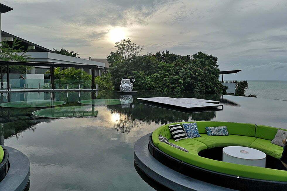 Lounge bij Woobar
