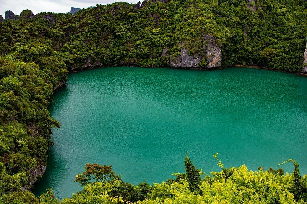 Blue Lagoon op Ang Thong
