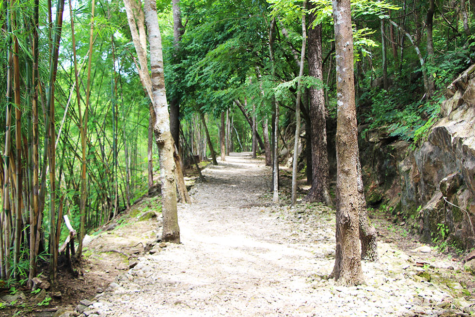 Hellfire Pass in Kanchanaburi