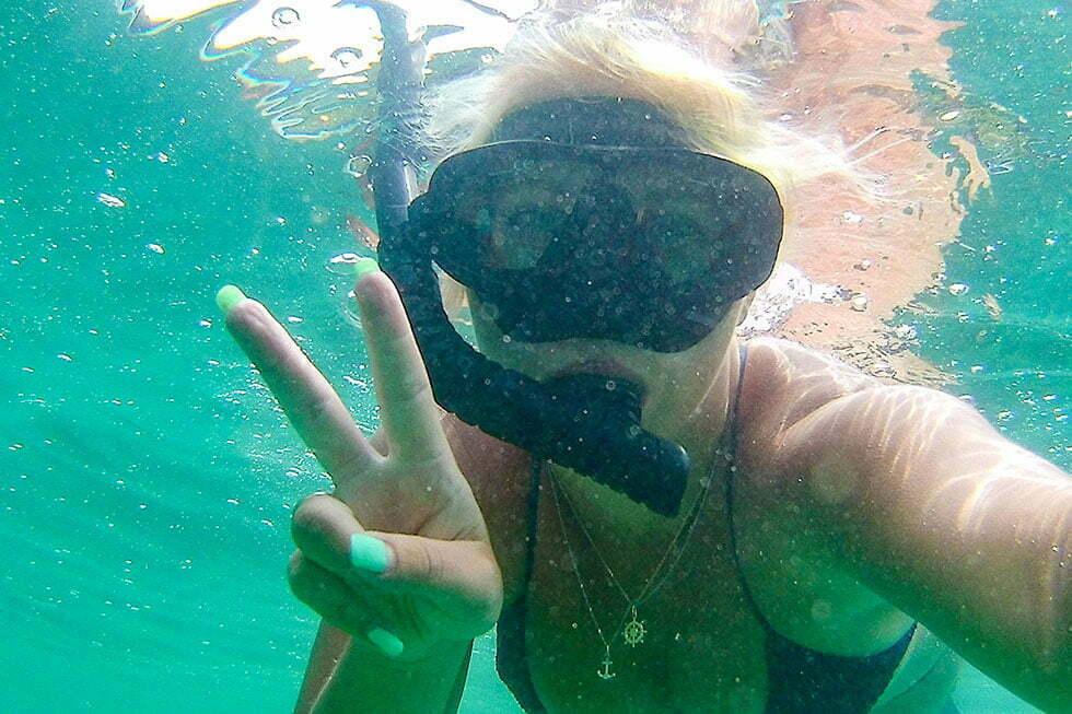 Snorkelen in Chumphon