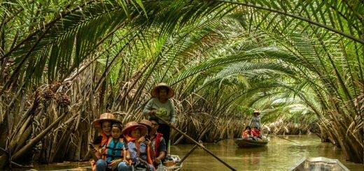 Tocht over de Klong Roi Soi