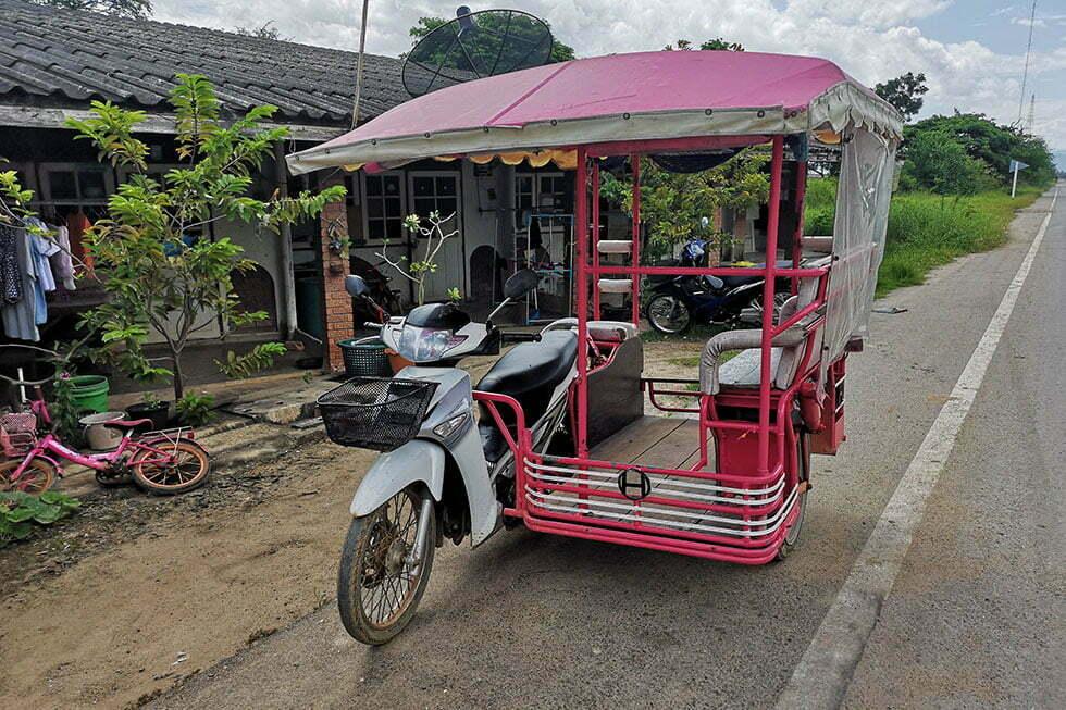Vervoer in Prachuap Khiri Khan