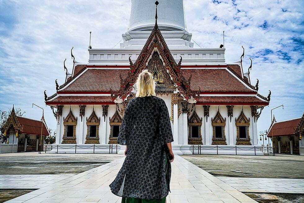 Wat Khao Suwan Pradit
