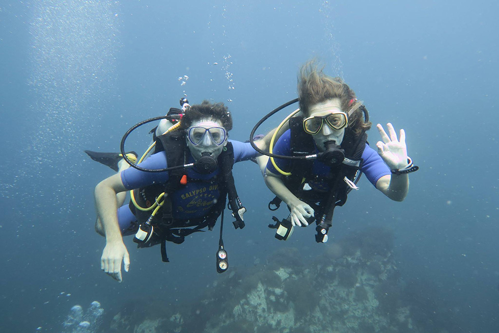 Calypso Diving op Koh Samui