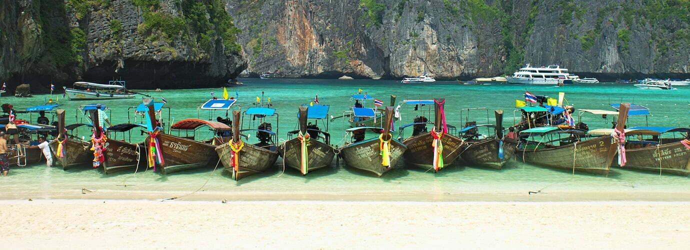 Tips voor Koh Phi Phi