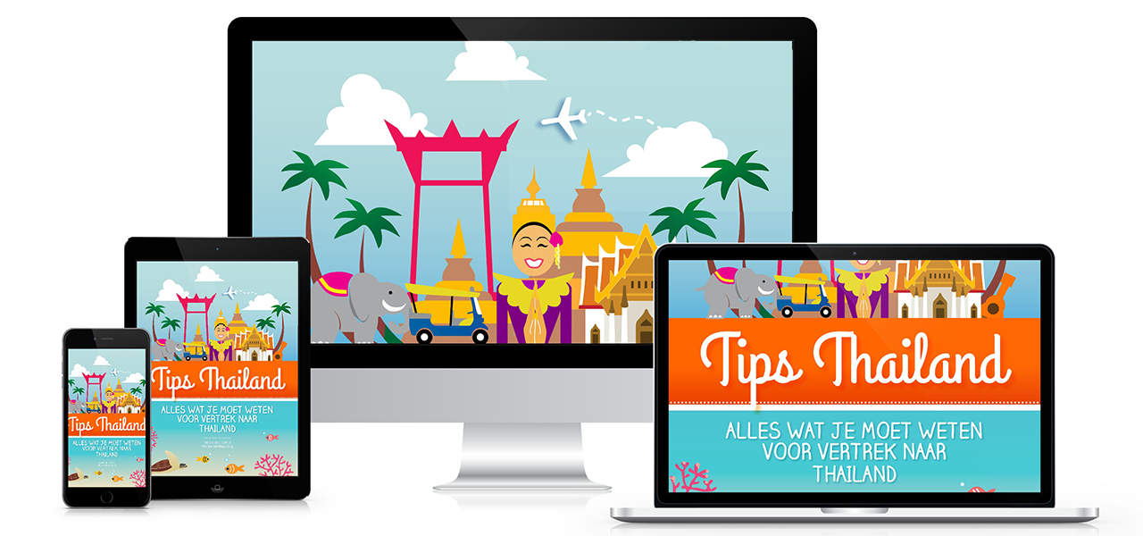 Tips Thailand Digitale Reisgids