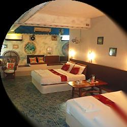 Hotel op Koh Tao