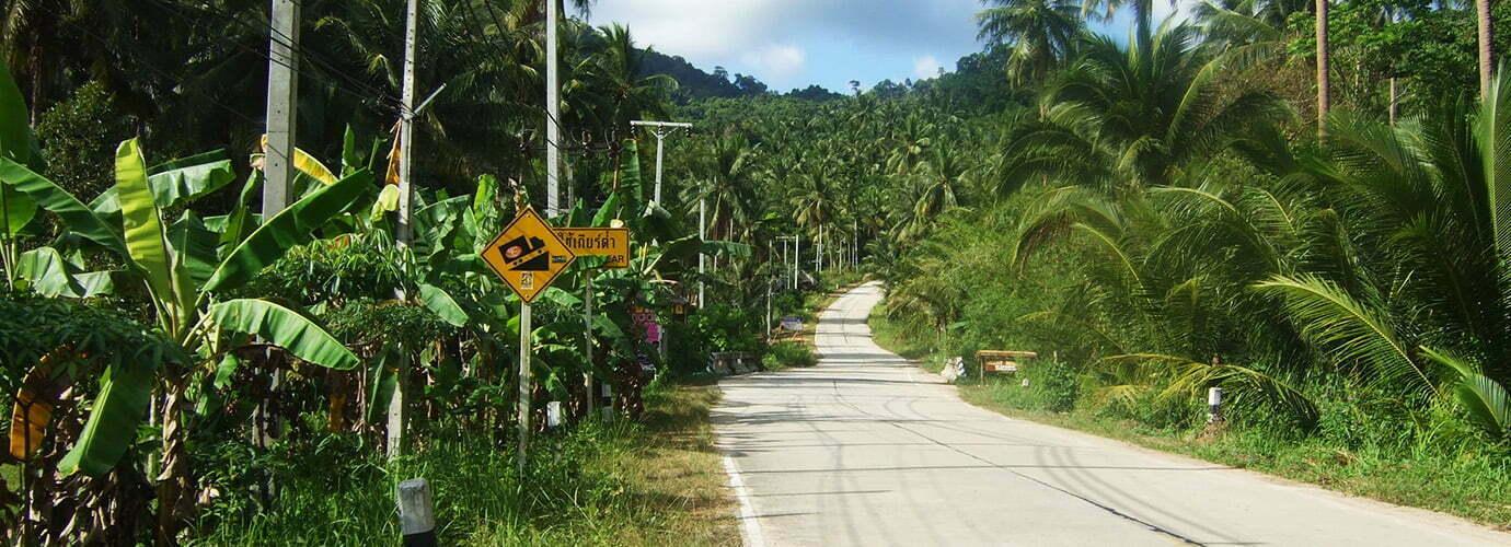 Vervoer Koh Phangan
