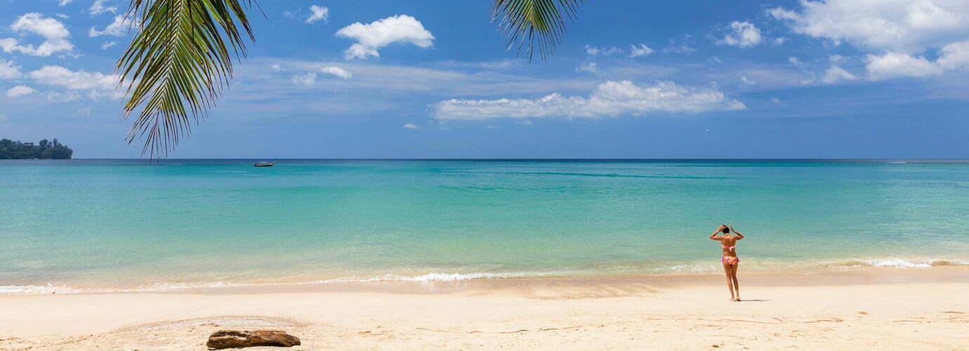 De stranden van Phuket