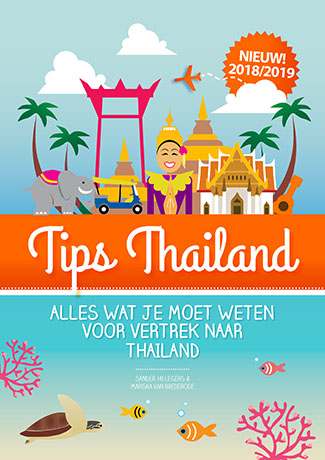 Digitale reisgids: Alles wat je moet weten voor vertrek naar Thailand