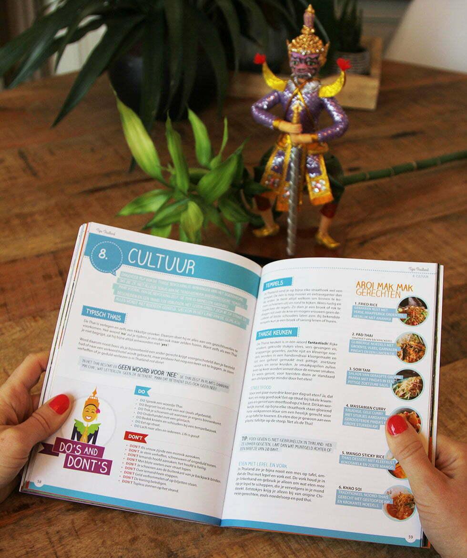 Tips Thailand boek: Alles wat je moet weten voor vertrek naar Thailand