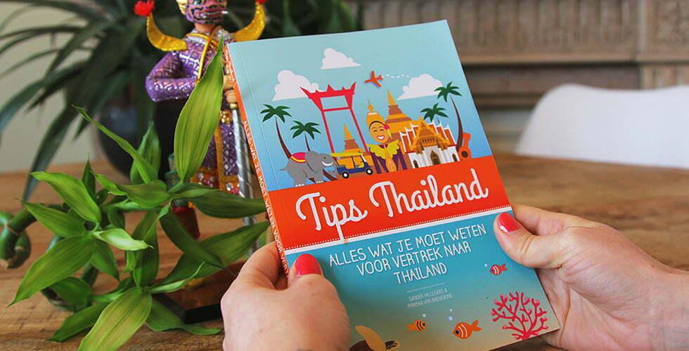 Tips Thailand Boek
