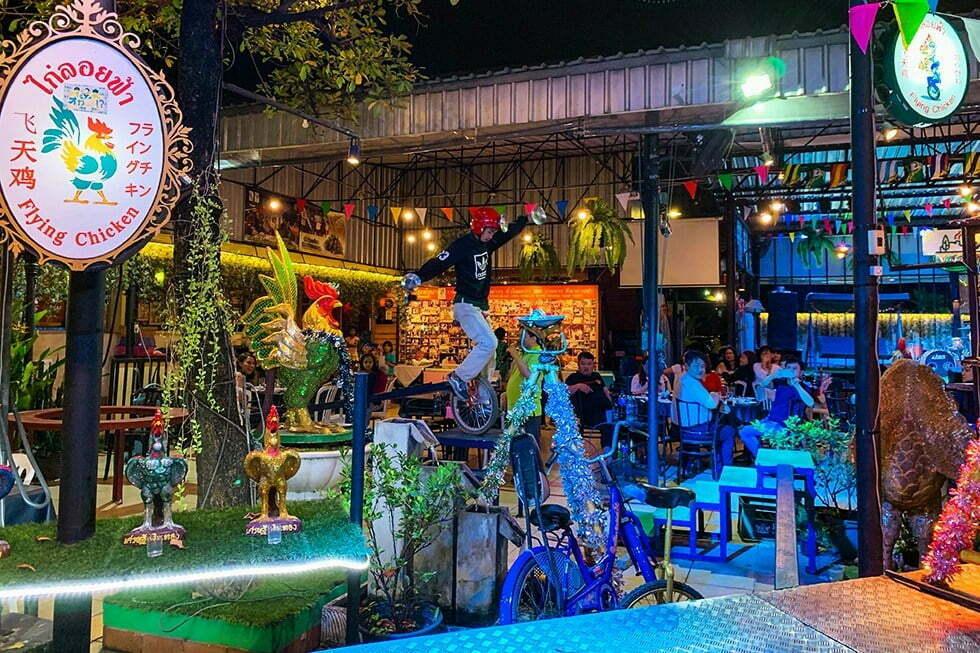 Cafés Bangkok