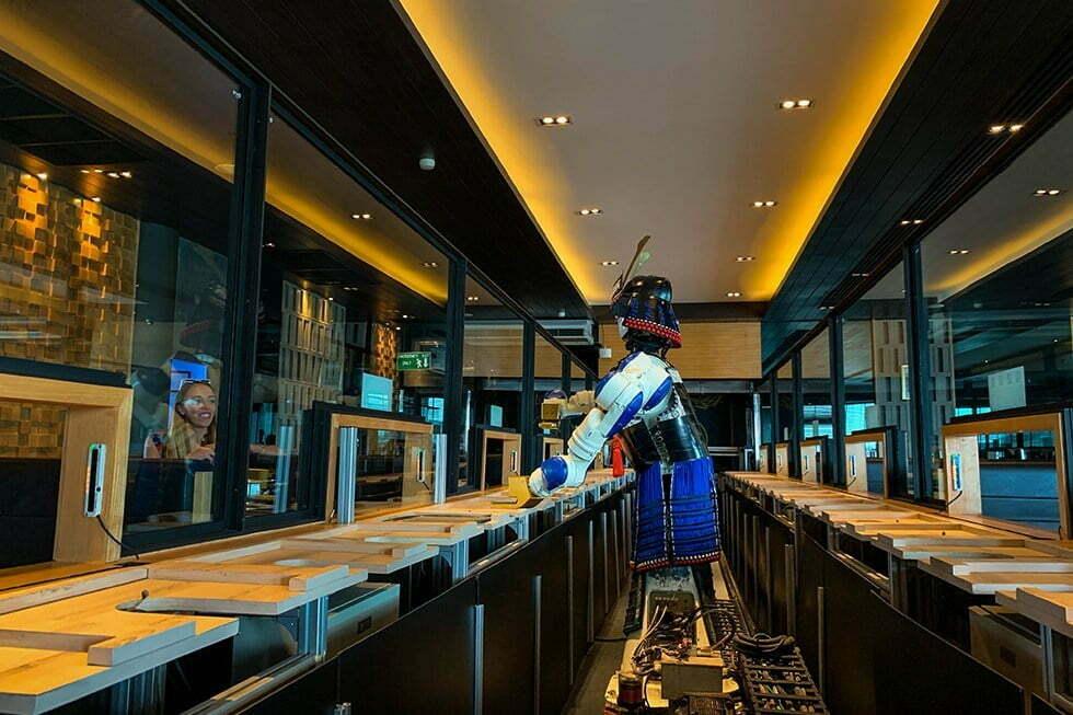 The Robot Café