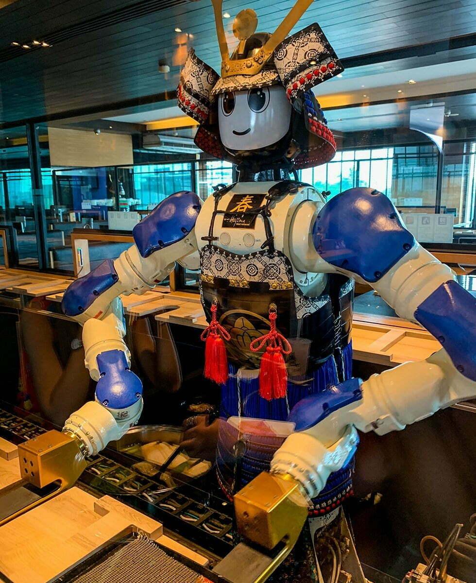 Robot Café Bangkok