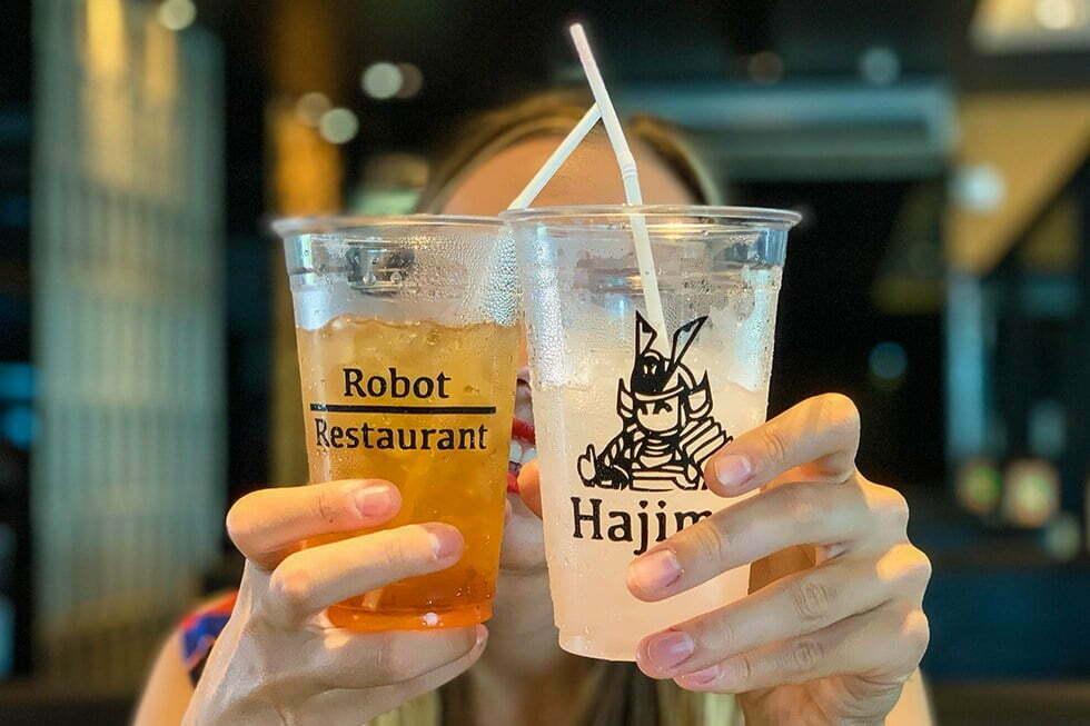 Robot Restaurant Bangkok drinken