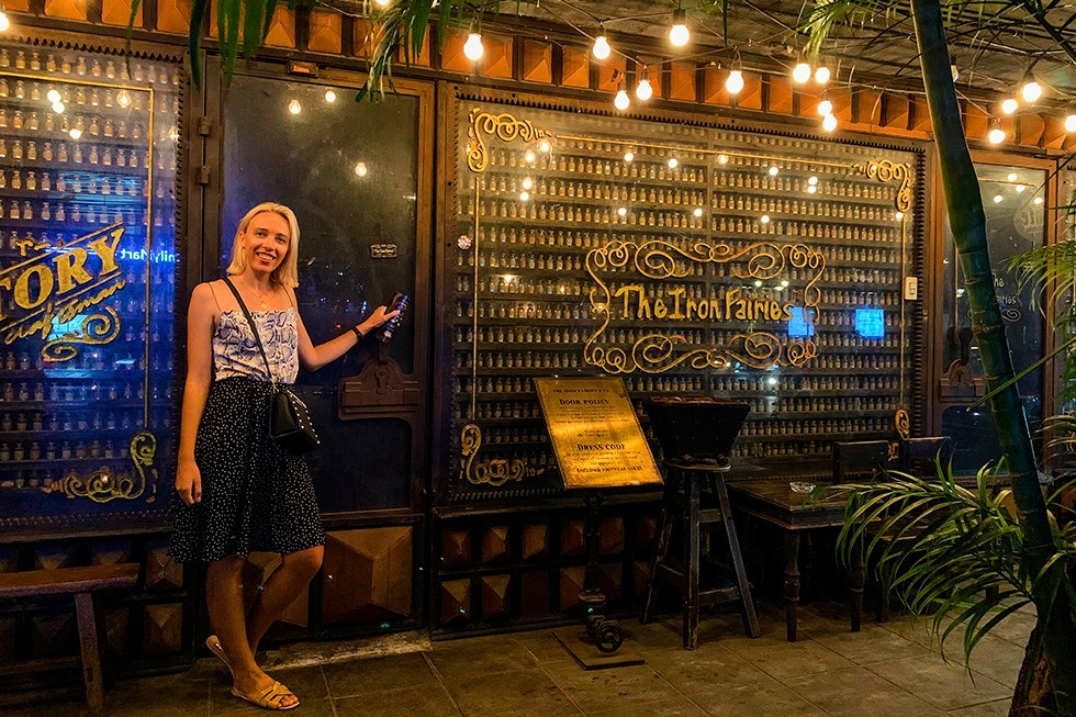 Cafe bangkok