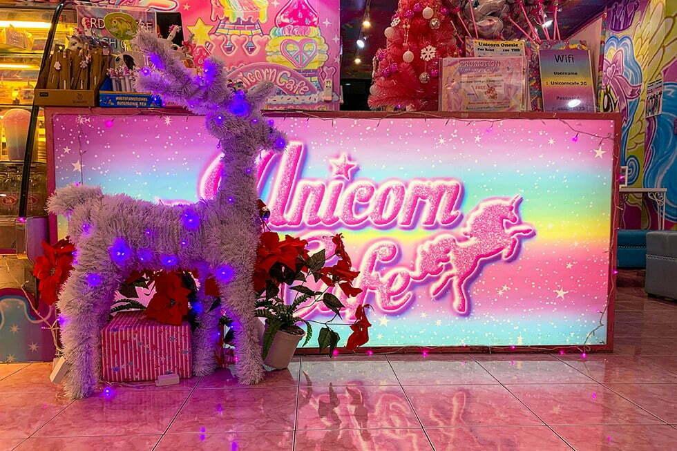 Het Unicorn Café