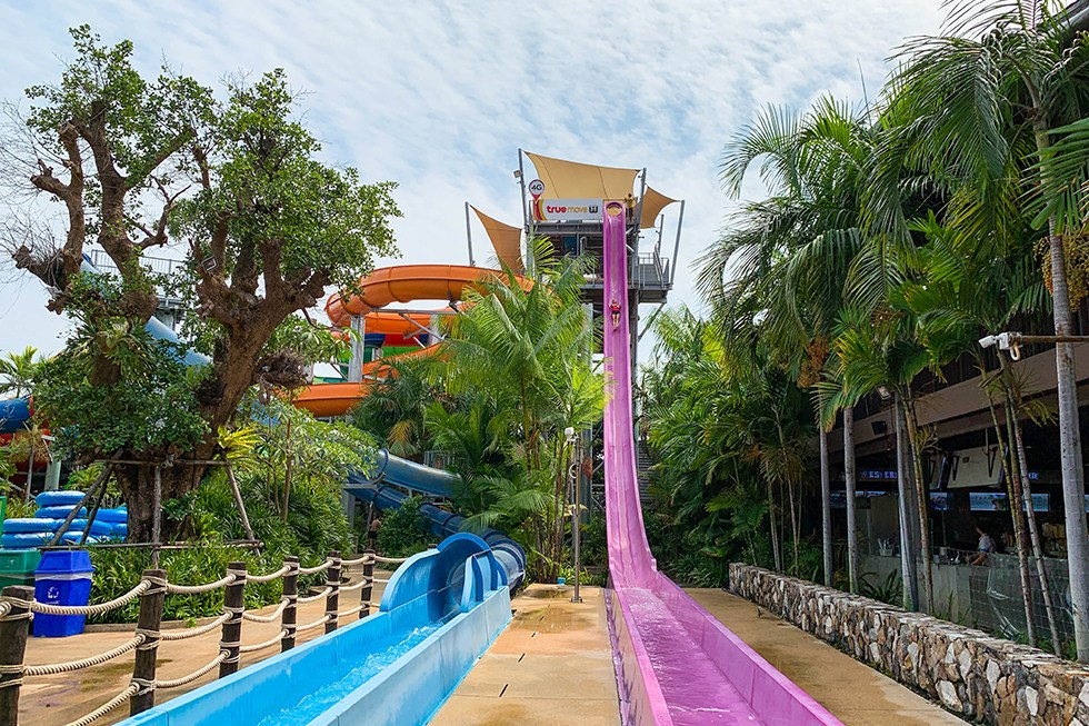 Vana Nava Water Jungle in Hua Hin