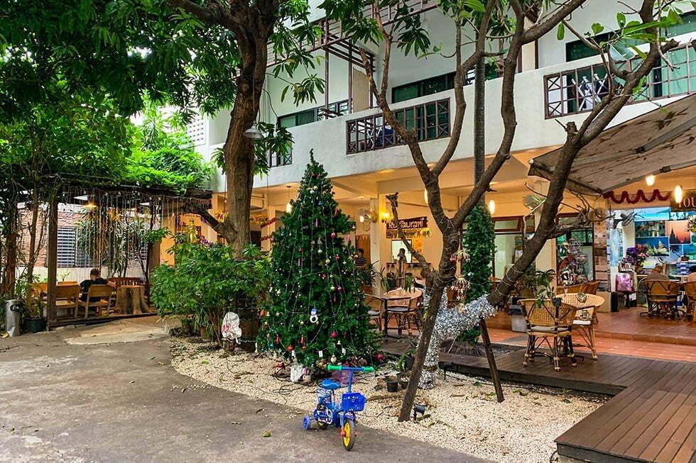 Lamphu House - Soi Rambuttri in Bangkok