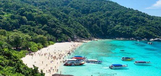 Similan Eilanden - Thailand's mooiste eilandengroep