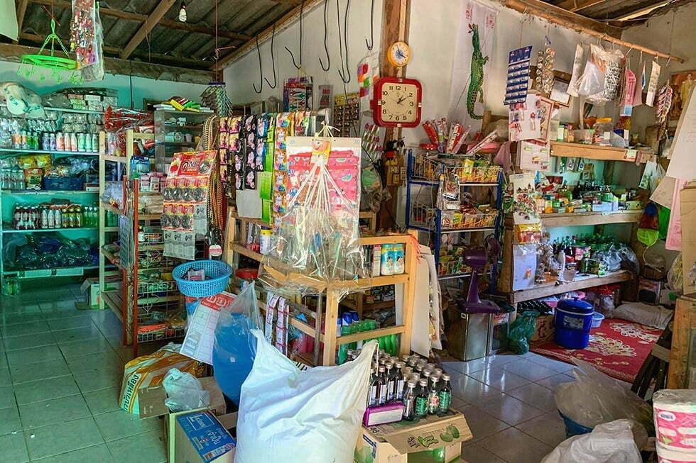 Rabeang Treehouse winkel