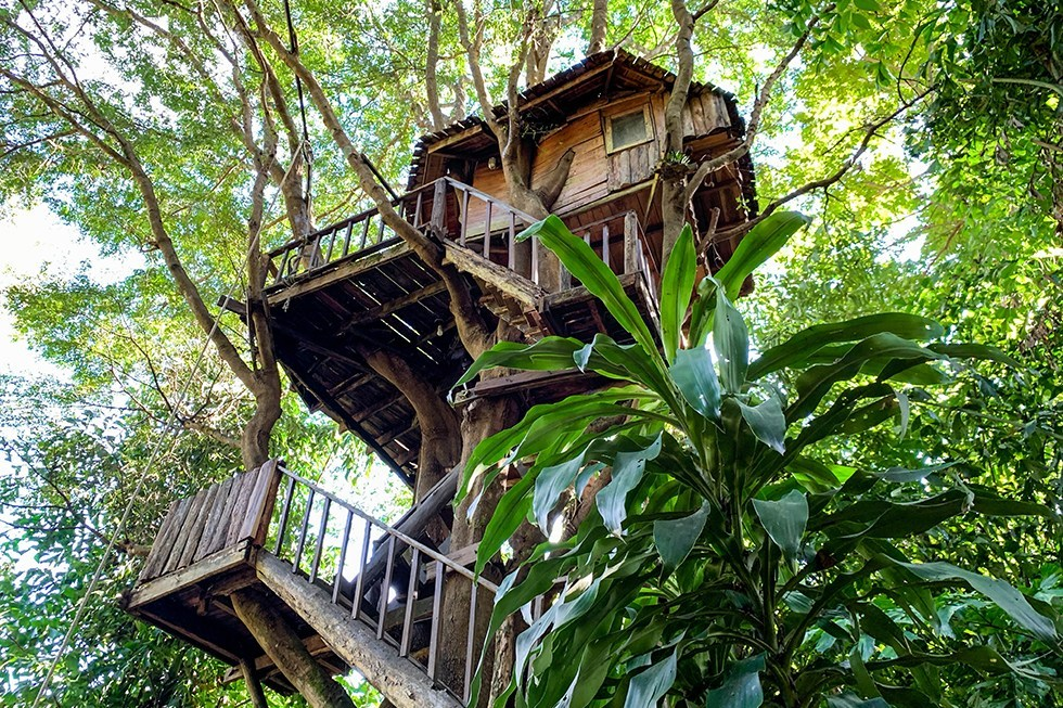 Rabeang Treehouse Resort