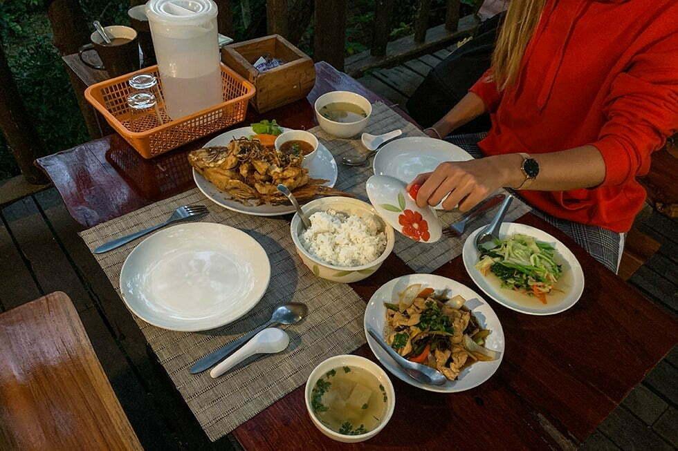 Eten Rabeang Treehous Resort