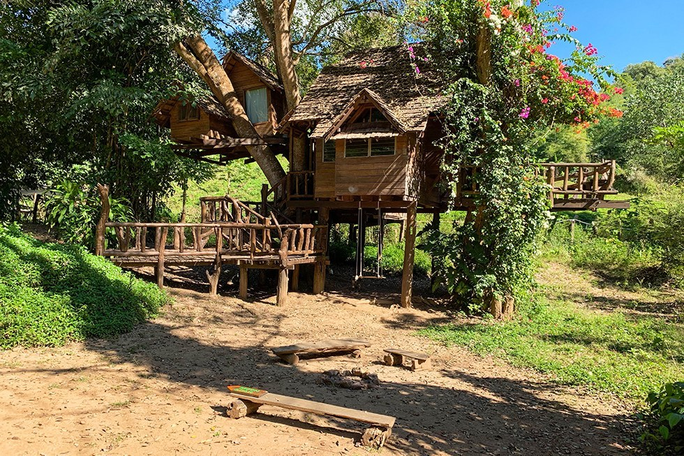 Rabeang Treehouse Resort Chiang Mai