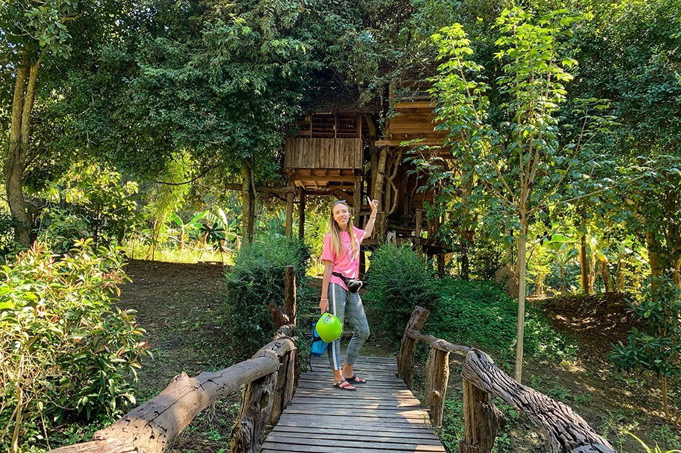 Vinehouse Rabeang Treehouse Resort